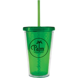 Branded Freedom Facet Tumbler