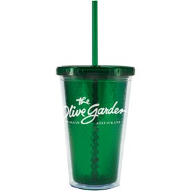 Personalized Freedom Facet Tumbler