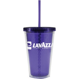 Freedom Facet Tumbler Branded with Your Logo