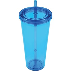 Advertising Freedom Tumbler