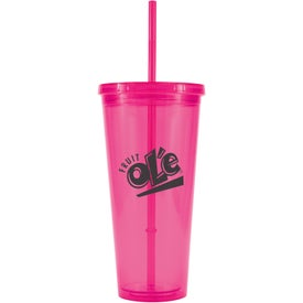 Freedom Tumbler Imprinted with Your Logo