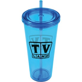 Imprinted Freedom Tumbler