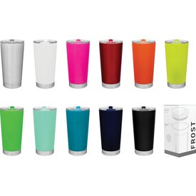 Frost Stainless Steel Tumblers (20 Oz.)