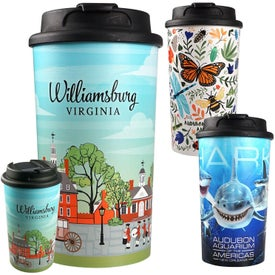 Coffee Travel Mugs (18 Oz.)