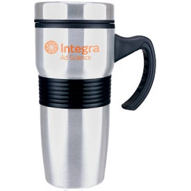 Futura Stainless Steel Mug (16 Oz.)