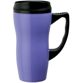 Gemina Insulated Mug with Your Slogan