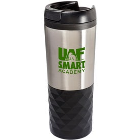 Geometric Stainless Steel Tumbler (16 Oz.)