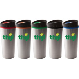 Georgia Travel Tumbler (16 Oz.)