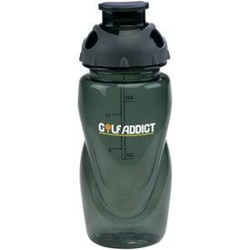 Glacier Bottle for Marketing