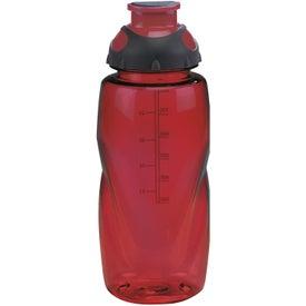Advertising Glacier Bottle