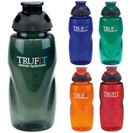 Personalized Glacier Bottle