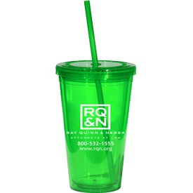 Glacier Double Wall Acrylic Tumbler for Your Organization