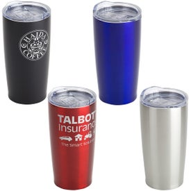 Glendale Vacuum Insulated Stainless Steel Tumblers (20 Oz.)