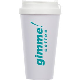 Grande Double Wall Tumbler Branded with Your Logo