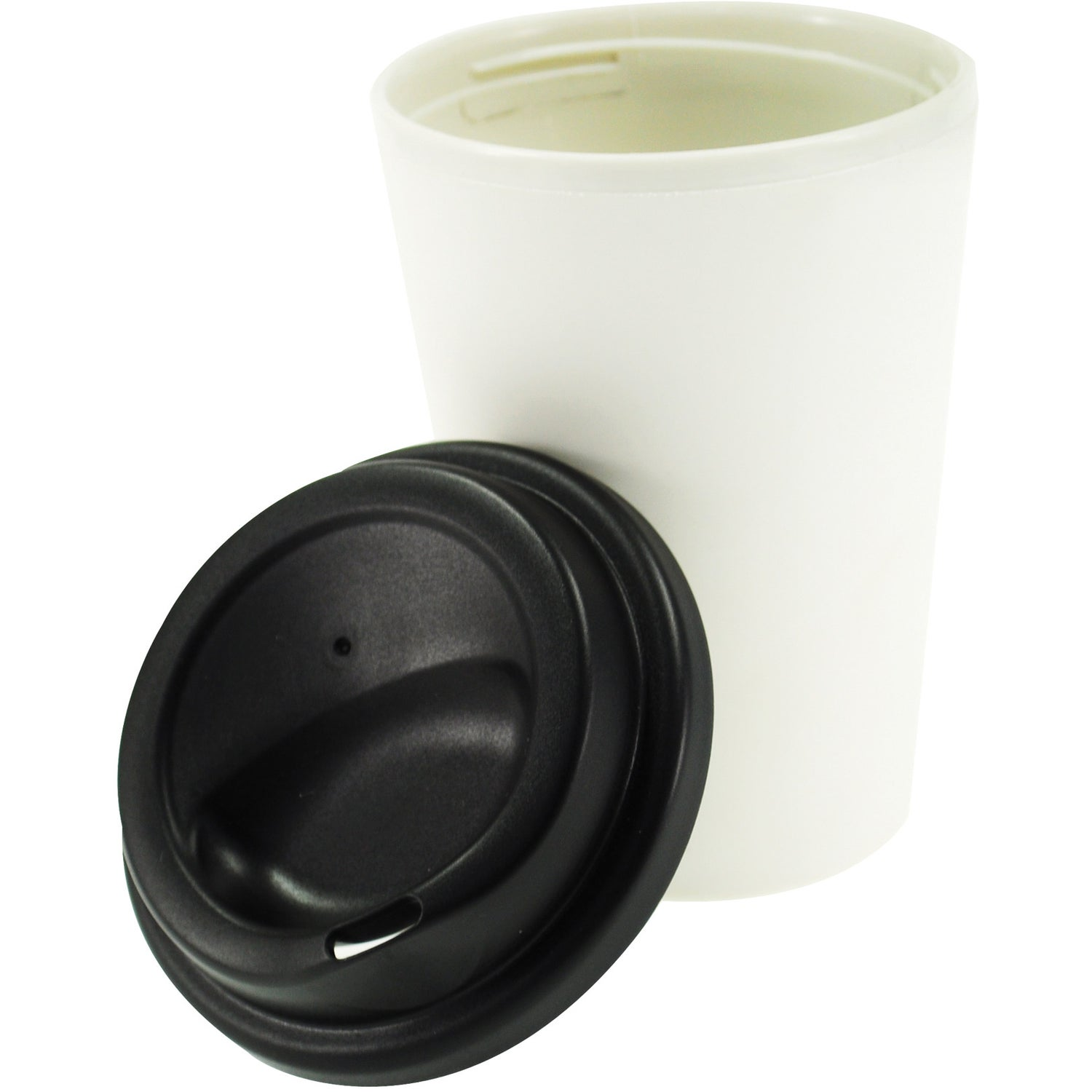 grip n go cup 12 oz promotional travel mugs ea. Black Bedroom Furniture Sets. Home Design Ideas