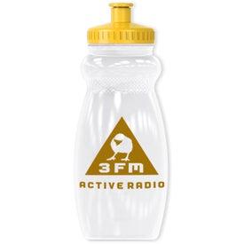 Gripper Bottle for Advertising