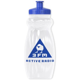 Gripper Bottle Imprinted with Your Logo
