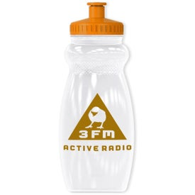 Gripper Bottle Branded with Your Logo
