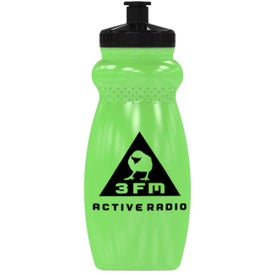 Advertising Gripper Bottle