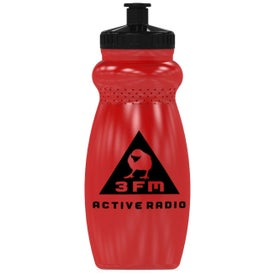 Gripper Bottle Printed with Your Logo