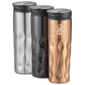 Groovy Travel Mug (16 Oz.)