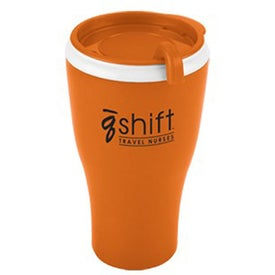Imprinted GT Tumbler with Slider Lid
