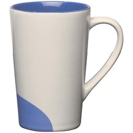 Half-moon Mug for your School