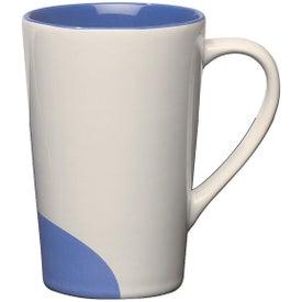 Half-moon Mug for your School