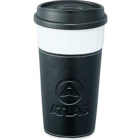 Hampton Ceramic Tumbler With Hard Lid for Your Church