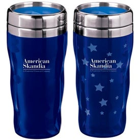 Heat Wave Star Tumbler Branded with Your Logo