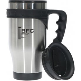 Heavy-Duty Travel Mug