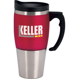 Heavyweight Travel Mug Imprinted with Your Logo