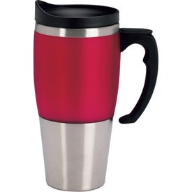 Heavyweight Travel Mug with Your Logo