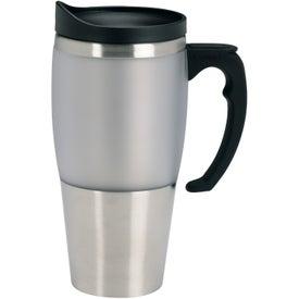 Personalized Heavyweight Travel Mug