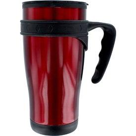 Hefty Mug with Your Slogan