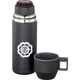 High Sierra Blackout Vacuum Bottle (17 Oz.)