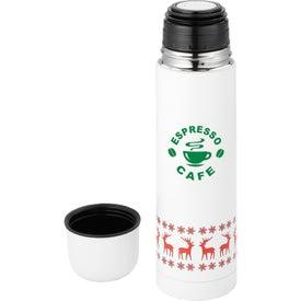 Holiday Vacuum Bottle (16.9 Oz.)