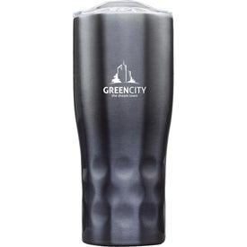 Huckleberry Grip Stainless Steel Tumbler (25 Oz.)