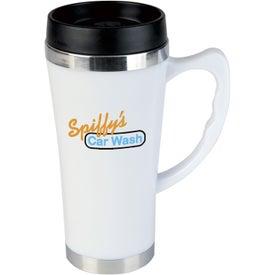 Monogrammed Hudson Travel Mug