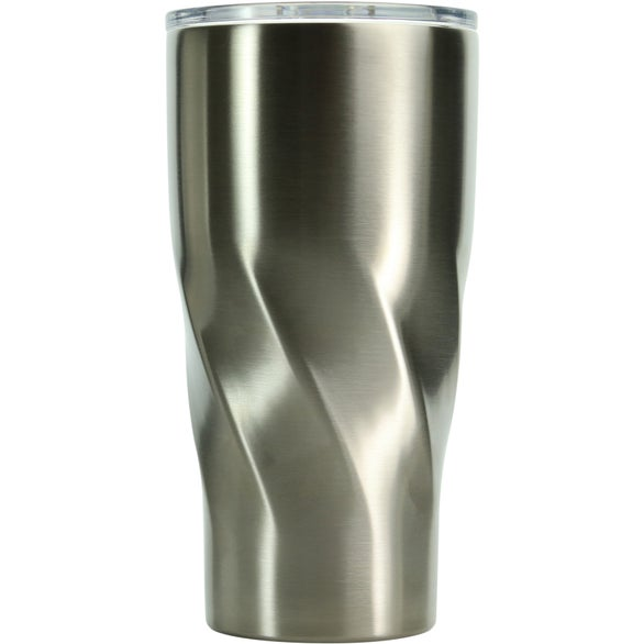 Silver Hugo Copper Vacuum Insulated Tumbler