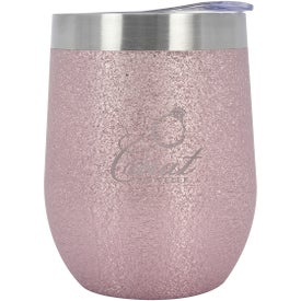 Iced Out Vinay Stemless Wine Cup (12 Oz.)