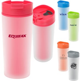 Icy Double Wall Tumbler (16 Oz.)