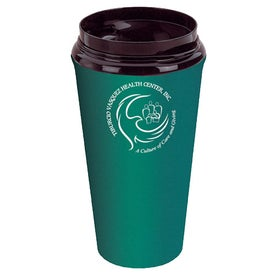 Infinity Tumbler with Your Slogan