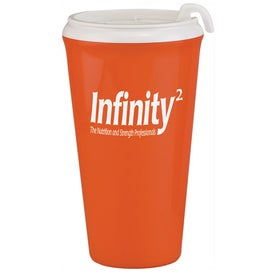 Infinity 2 Tumbler Branded with Your Logo