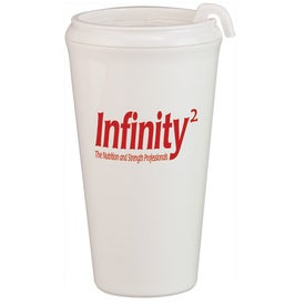 Infinity 2 Tumbler for Advertising