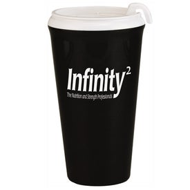 Infinity 2 Tumbler Imprinted with Your Logo