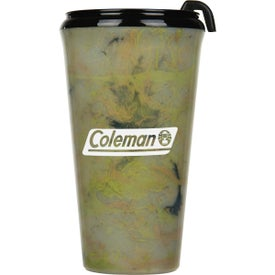 Infinity Camo Tumbler with Your Slogan