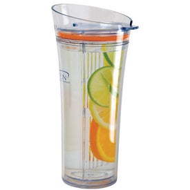 Infusion Tumbler with Your Slogan