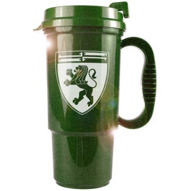 Insulated Auto Mug with Your Logo