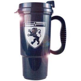 Advertising Insulated Auto Mug